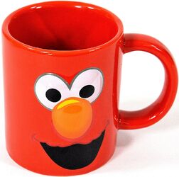 United labels 2015 mug elmo