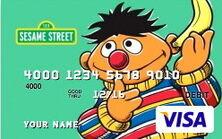 Sesame debit cards 21 ernie