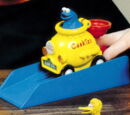 Sesame Street Soap Box Racers