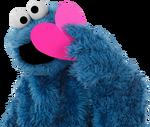 CookieMonsterHeart