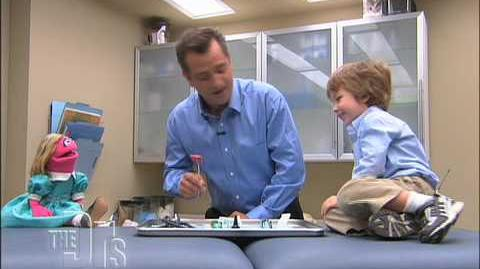 Making Doctor Visits Fun on The Doctors