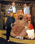 Sesamstrasse-Lilo,Uwe,Horst,Ute-(1983)
