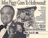 PIGGY HOLLYWOOD AD