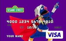 Sesame debit cards 42 super grover