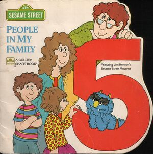 Five people in my family