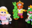 Muppet Babies PVC figures (Applause)