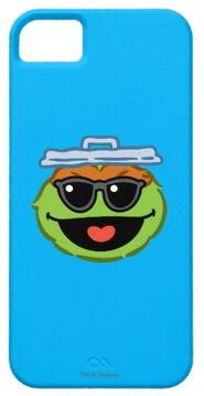 Zazzle oscar smiling face with sunglasses