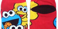Sesame Street socks (Small Planet)