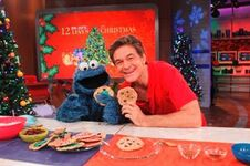 Cookie monster dr oz show