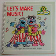 Beep books let's make music