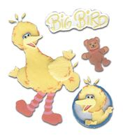 Scrapbook-Sticker-BigBird