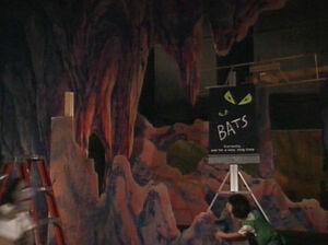 Bats musical poster