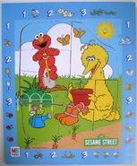 Milton bradley 2003 puzzle carrots