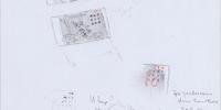 Sesamstraat postage stamps