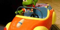Muppet Babies coin operated rides