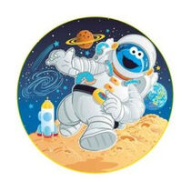 Cookie astronaut When I Grow Up