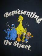 Tshirt-representing