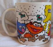 Applause 1997 christmas mug 1