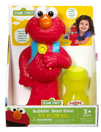 Bubblin blast elmo 3