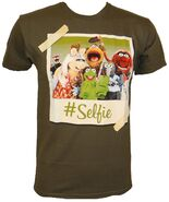Mighty fine 2015 selfie shirt