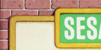 The Sesame Street ABC Book of Words