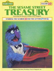 The Sesame Street Treasury Volume 10