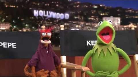 TV Talk with Kermit and Pepe Disney Insider