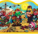 Muppet Babies placemats