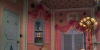 Miss Piggy's Dressing Room
