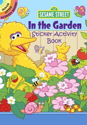 Dover in the garden sticker
