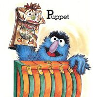 Herry paper bag puppet abc treasury