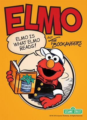Elmo Popeye