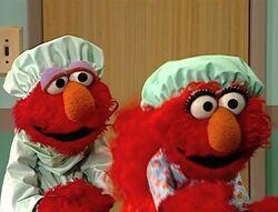 Elmo S World Doctors Birthday Cake