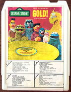 Gold 8-track 1977