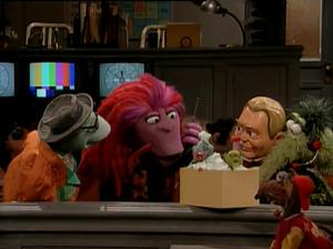 MuppetsTonight-TinyBunsenBeakerSeymourPepe