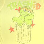 Oscar-trashed