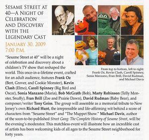 Sesame Street at 40