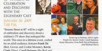 Sesame Street at 40: A Night of Celebration with the Legendary Cast