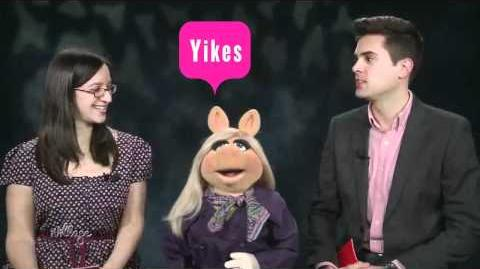 The Muppets Star Miss Piggy Plays Likes or Yikes with iVillage
