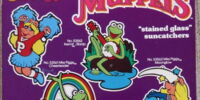 Muppet suncatcher kits