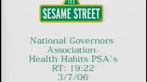 Healthy Habits PSAs