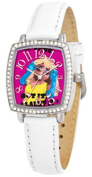 Ewatchfactory 2011 miss piggy glitz watch