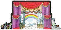 Shrinky Dinks Theatre B