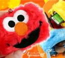 Candy Funny Elmo pocket phone charms