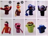 Child guidance 1977 catalog sesame puppets