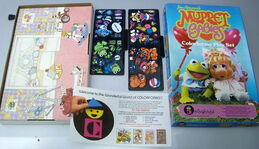 Mbabies colorforms set