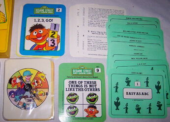 Sesame early learning games 11