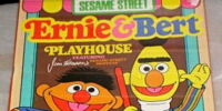 Ernie & Bert Playhouse
