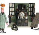 Muppet Labs Playset