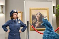 Rachel dratch cookie thief